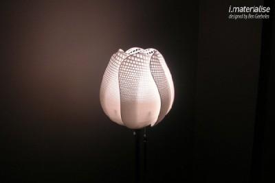 3D Printing the TulipK Lamp