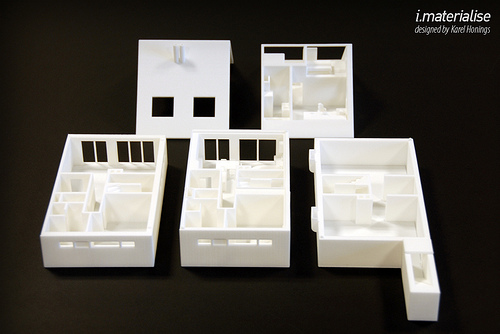 3d printing architectural models 3d printing blog i for 3d printed model house