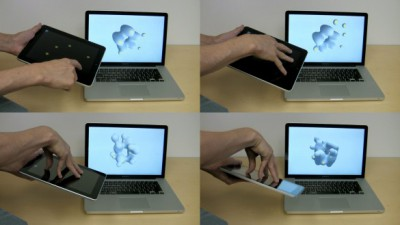 Beautiful Modeler by Interactive Fabrication, Rocks! Multitouch design for 3D printing using your iPad!