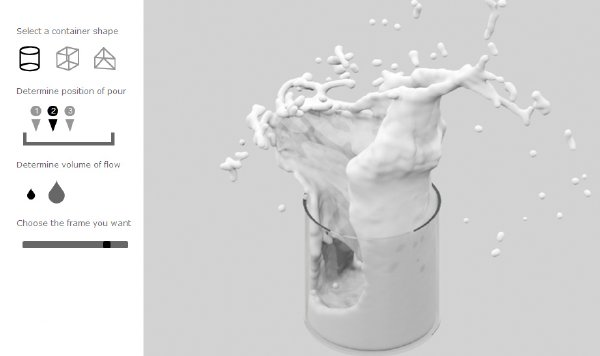 A 3d Printed Individualized Fluid Vase 3d Printing Blog I