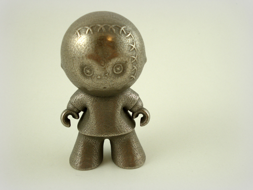 Stainless Steel 3D printing by imaterialise