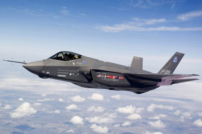 Titanium 3D printing to be used on the Joint Strike Fighter