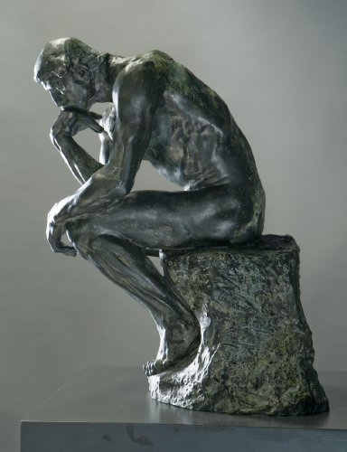 3d printing rodin s thinker 3d printing blog i materialise