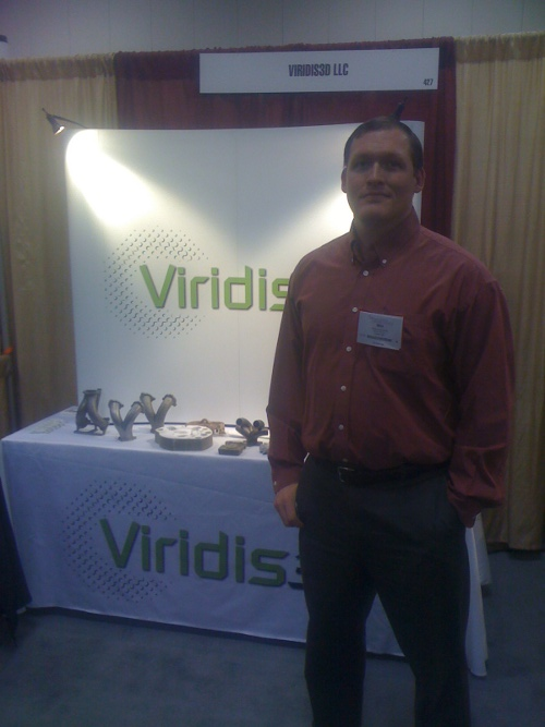 Interview With Viridis3d President Will Shambley 3d