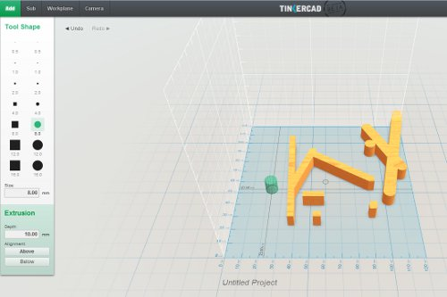 3dtin tinkercad the answer to 3d printing s prayers Tinkercad 3d