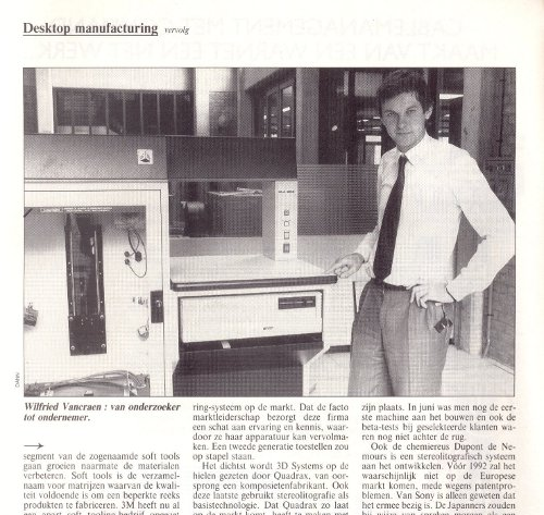 computer-printed images bakeries 3d printing 1992 core technology decades