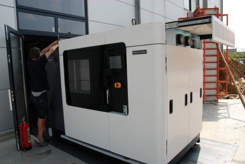 Stratasys Fortus 900mc 3D printer