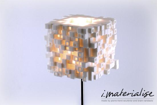 Building a generative lamp through parametric design 3d for Building design blog