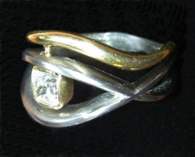 A Very Special 3D Printed Wedding Ring