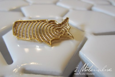 i.materialise is proud to launch Gold and Silver