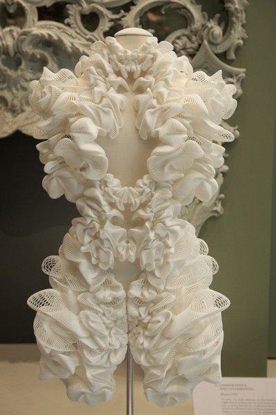 TIME Magazine names Iris van Herpen's 3D printed dress one of the 50 Best Inventions of the 2011
