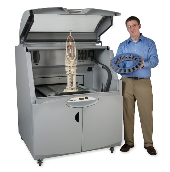 3D printer large