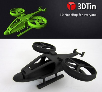 3DTin design challenge