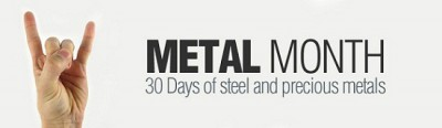 Entering Metal Month