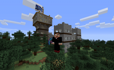 Materialising Minecraft Dreams