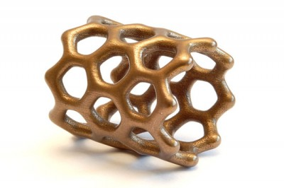 Using i.materialise to 3D print a metal object