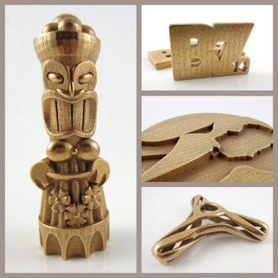 3D printing in bronze has passed the test