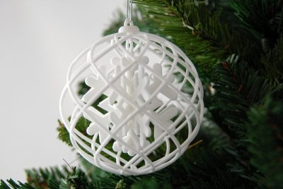 Ho ho ho….New Challenge: Christmas Ornaments!