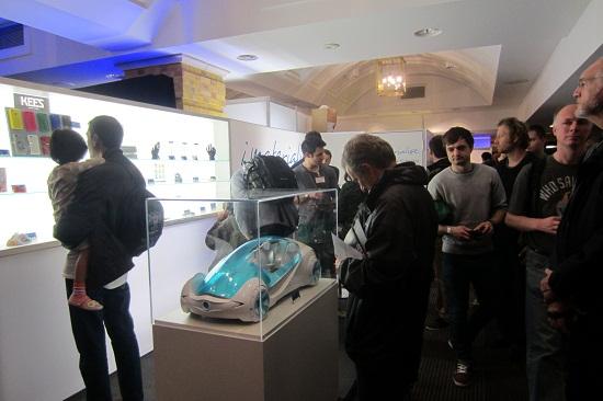 The revolution begins here: 3D Printshow in London | i.materialise