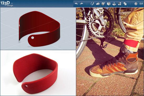 Made with Autodesk 123D Design  3D. New app alert  Autodesk 123D Design   3D Printing Blog   i materialise
