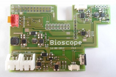 Raspberry Pi blows life into the Bioscope
