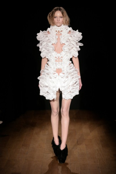 Iris van Herpen and Materialise in the Wired Pop-Up Store 2012
