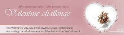 Valentine Challenge: say it with jewelry