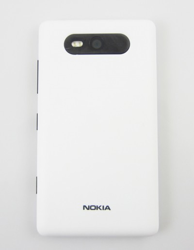 Myth buster: printing a Nokia Lumia 820 cover is a piece of cake
