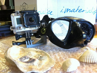 3D printing a GoPro Scuba Mount
