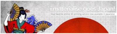 i.materialise goes Japan!
