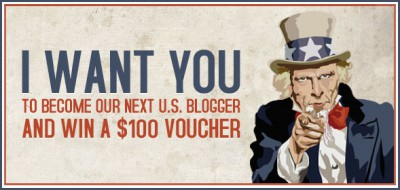 Blog Contest: become our U.S. 3D printing guest blogger!
