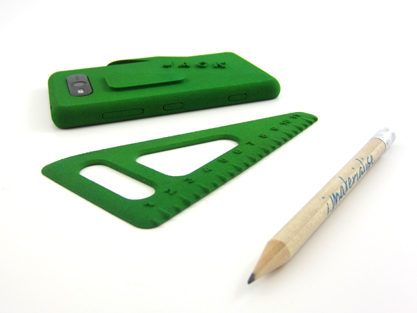 Customize it with 3D printing: Back to school Nokia Lumia Cover