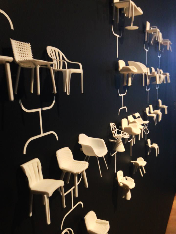 Chairgenics by Jan Habraken/FormNation.