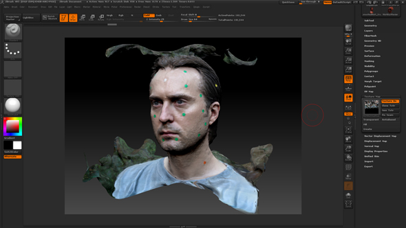 ZBrush Tutorial: Cleaning Up a 3D Model for 3D Printing