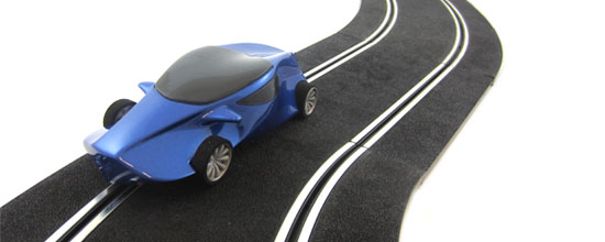 Gear up for our Slot Car Challenge!