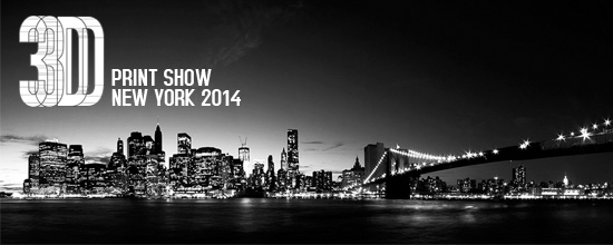 It's show time! Win a ticket for the 3D Printshow New York