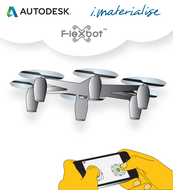 Are you up for a Drone Design Challenge? | 3D Printing Blog