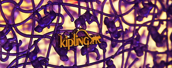 Kipling Enters the World of 3D Printing: No Monkey Business