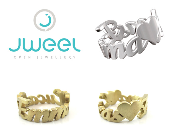 Designing Custom 3D Jewelry with Jweel
