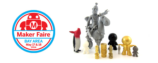 Come Visit Us at The World's Greatest Show (and Tell) on Earth: Maker Faire Bay Area 2014