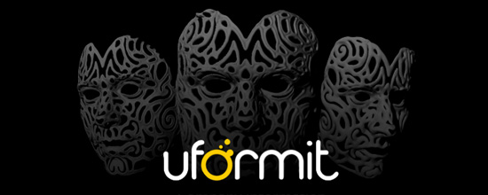 i.materialise Now Partnering to Let uformit: A New 3D Design App Featuring Joshua Harker