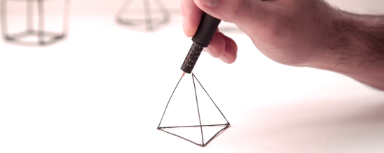 LIX: The Smallest 3D Printing Pen in the World