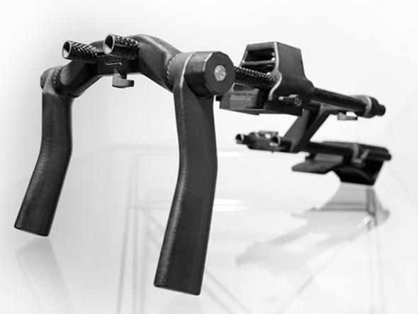 3D Printing DSLR Camera Equipment