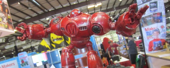 3 Reasons to visit the i.materialise stand at Maker Faire Detroit