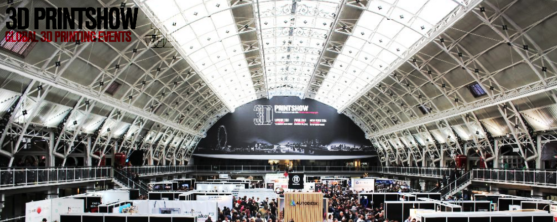 10 MUST SEE Speakers and Exhibits at the 2014 London 3D Printshow