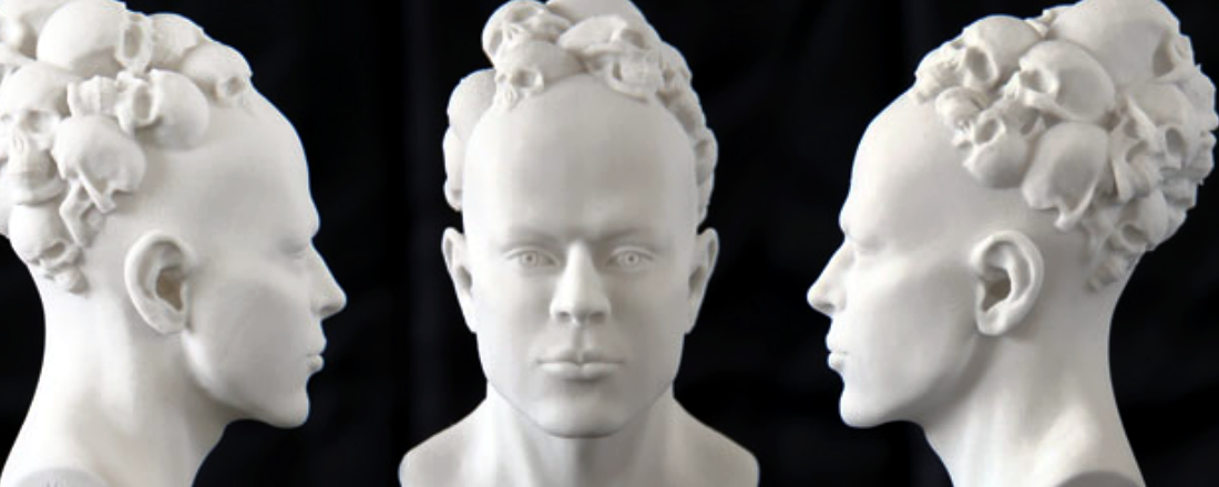 Jacqueline Baselier Shares Her Tips and Advice for Molding a Realistic and Asymmetrical 3D Printed Sculpture