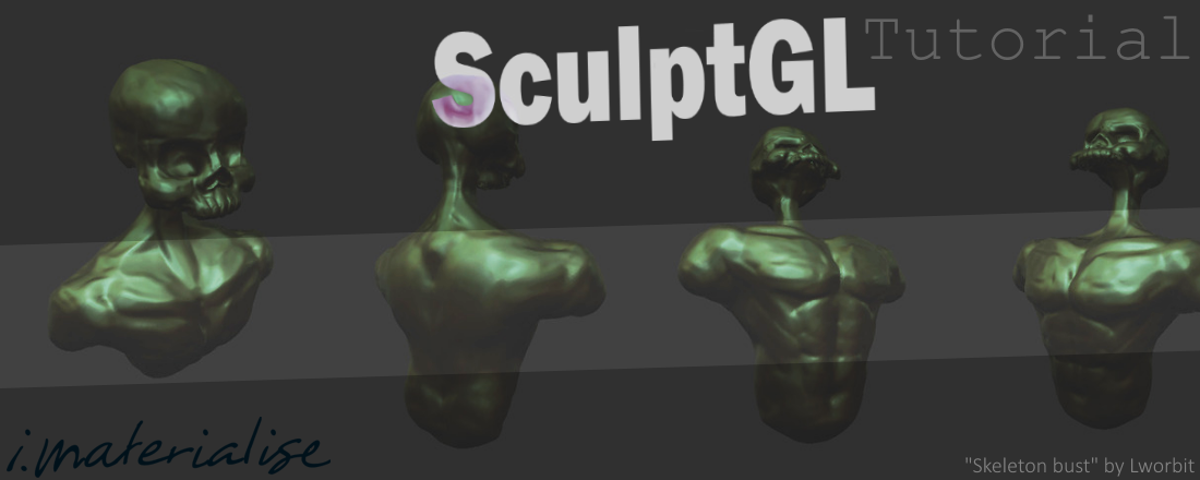 SculptGL For Beginners: Powerful 3D Sculpting Without