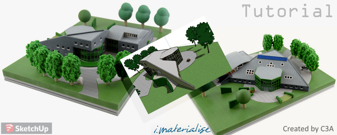 Sketchup 3d Printing Guide 3d Printing Blog I Materialise
