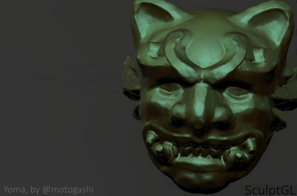 SculptGL For Beginners: Powerful 3D Sculpting Without Software
