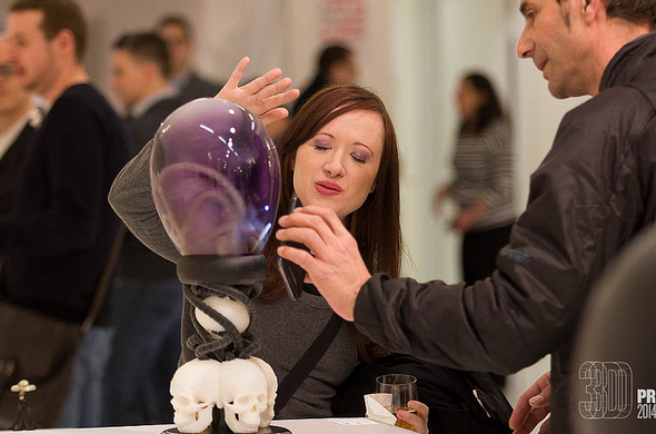 Come join i.materialise, artists, makers, engineers, and everything inbetween at the 2014 3D Printshow in London!